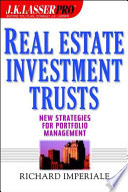 J K  Lasser Pro Real Estate Investment Trusts Book
