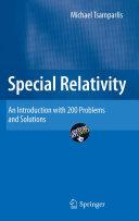 Special Relativity [Pdf/ePub] eBook