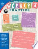 """""""Language Arts, Grade 4"""" by Carson-Dellosa Publishing"""