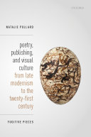 Poetry, Publishing, and Visual Culture from Late Modernism to the Twenty-first Century [Pdf/ePub] eBook