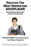 Practice The Next Generation Accuplacer