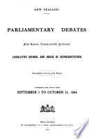 Parliamentary Debates  House of Representatives