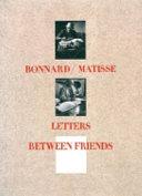 Bonnard/Matisse