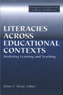 Literacies across educational contexts