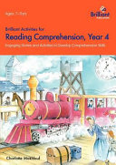Brilliant Activities for Reading Comprehension, Year 4