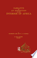 Narrative of an Expedition into the Interior of Africa