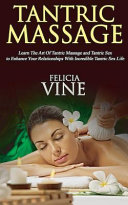 Tantric Massage Book