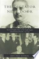 The Dictator Next Door Book PDF