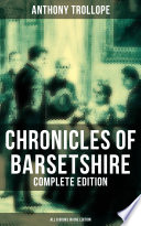 Chronicles Of Barsetshire Complete Edition All 6 Books In One Edition