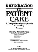 Introduction to Patient Care