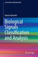 Biological Signals Classification and Analysis [Pdf/ePub] eBook