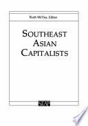 Southeast Asian Capitalists Book PDF