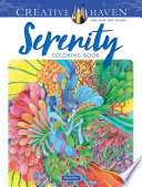 Creative Haven Serenity Coloring Book