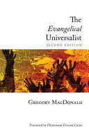 Pdf The Evangelical Universalist