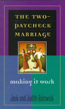 The Two Paycheck Marriage