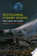 Postcolonial Literary Studies