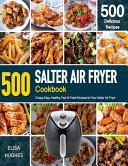 SALTER AIR FRYER Cookbook