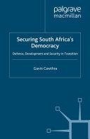 Securing South Africa's Democracy Pdf/ePub eBook