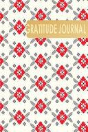 Gratitude Journal Book