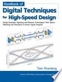 Handbook of Digital Techniques for High-speed Design