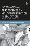 International Perspectives on Maladministration in Education Book