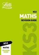 KS3 Maths Revision Guide