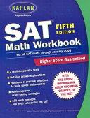 Kaplan Sat Math Book