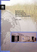 Support for Environmental Management of the Iraqi Marshlands, 2004-2009