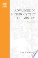 Advances in Heterocyclic Chemistry Book
