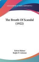 The Breath of Scandal  1922