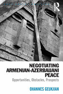 Negotiating Armenian Azerbaijani Peace