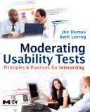 Moderating Usability Tests Book PDF