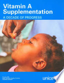 Vitamin A Supplementation Book