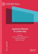 Japanese Women in Leadership [Pdf/ePub] eBook