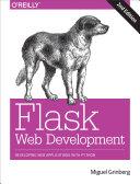 Flask Web Development [Pdf/ePub] eBook