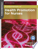 """Fundamentals of Health Promotion for Nurses"" by Jane Wills"