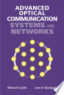 Advanced Optical Communication Systems and Networks Book