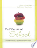 Cover of The Differentiated School