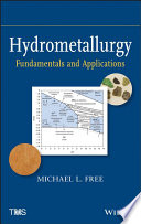 Hydrometallurgy Book
