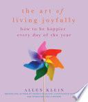 The Art Of Living Joyfully Book PDF