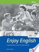 Let's Enjoy English A1.2. Teacher's Book