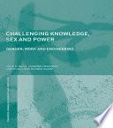 Challenging Knowledge Sex And Power