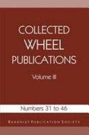 Collected Wheel Publications Volume III