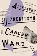 Cancer Ward Pdf/ePub eBook