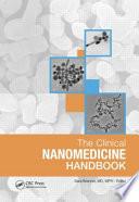 The Clinical Nanomedicine Handbook Book