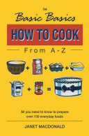 How to Cook from A   Z