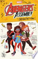 Orientation  Marvel  Avengers Assembly  1