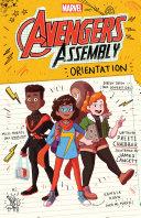 Orientation (Marvel: Avengers Assembly #1) Pdf/ePub eBook