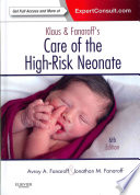 Klaus and Fanaroff's Care of the High-Risk Neonate,Expert Consult - Online and Print,6