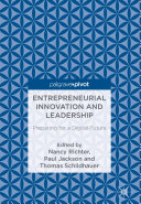 Entrepreneurial Innovation and Leadership
